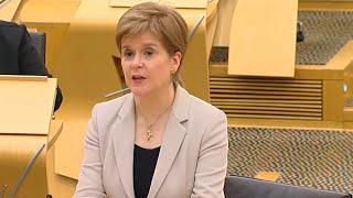 Scotland lockdown news: latest Covid rules and roadmap plan