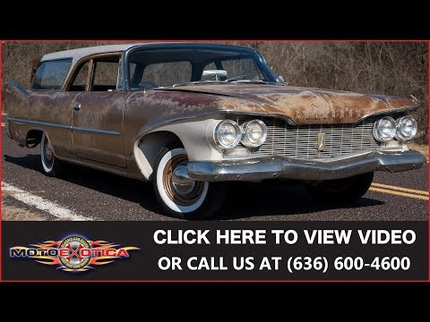 Video of '60 Station Wagon - MTLB