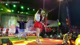 Via Vallen - DIA [Launching Persik Kediri 2017]