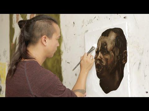 Enivo e Rafael Hayashi falam sobre grafite e o direito a livre expressão