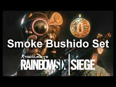 Tom Clancy's Rainbow Six Siege - Smoke Bushido Set