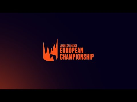 [PL] League of Legends European Championship Lato 2019 | W5D1 | TV: Polsat Games (kanał 16)
