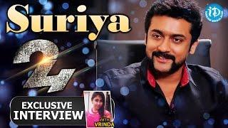 24 Movie   Actor Suriya Full Exclusive Interview
