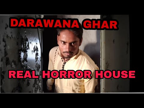 REAL HORROR HOUSE