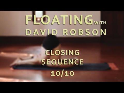 David Robson astanga jóga második sorozat (10/10)