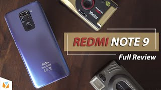 Xiaomi Redmi Note 9 Review