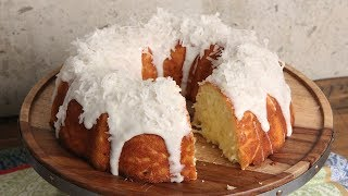 Coconut Bundt Cake Recipe | Episode 1165
