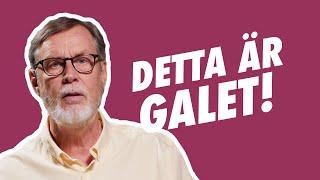 """""""DETTA ÄR GALET!"""" (klipp)"""