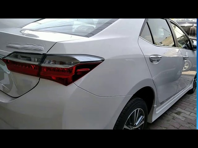 Toyota Corolla Altis Grande CVT-i 1.8 2020 for Sale in Lahore