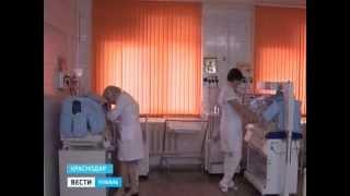 В Краснодаре выхаживают новорожденных, перенесших кислородное голодание