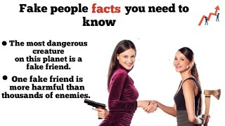 Fake People Facts Quotes   Relationship Facts Quotes   Onward Success