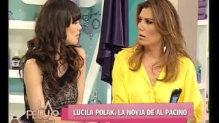La Pelu - Lucila Polak, la novia de Al Pacino