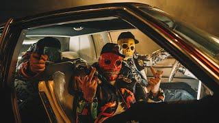 Hornet La Frappe   C'est Mort Feat. Leto & RK (Clip Officiel)