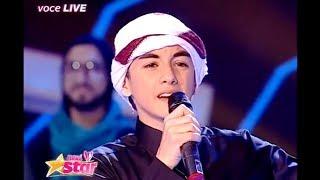 Omar Arnaout - Colaj de melodii. Ascultă toate interpretările primului câștigător NEXT STAR