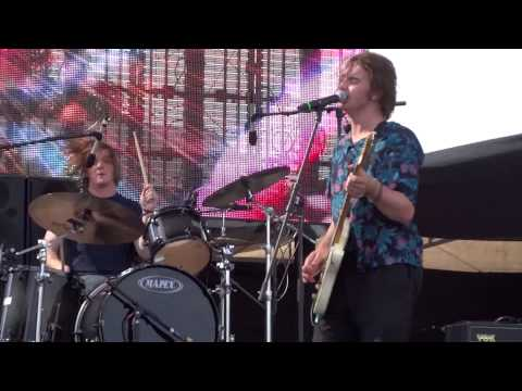 Palma Violets Chicken Dippers Live Corona Capital Mexico 2013