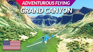 Flight Simulator 2020 Grand Canyon