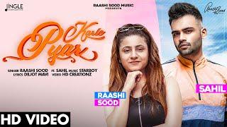 Karle Pyaar - Raashi Sood Feat. Sahil - YouTube
