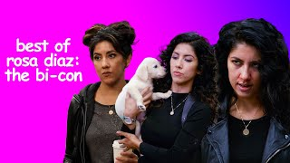 Best of Rosa Diaz - Brooklyn Nine-Nine | Comedy Bites