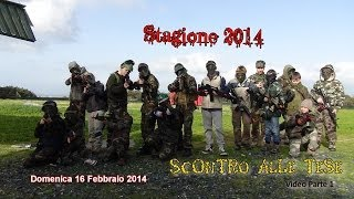 preview picture of video 'Softair Terza Battaglia ( prima parte )'