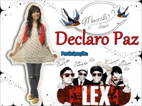 Música Declaro Paz (part. Lex)