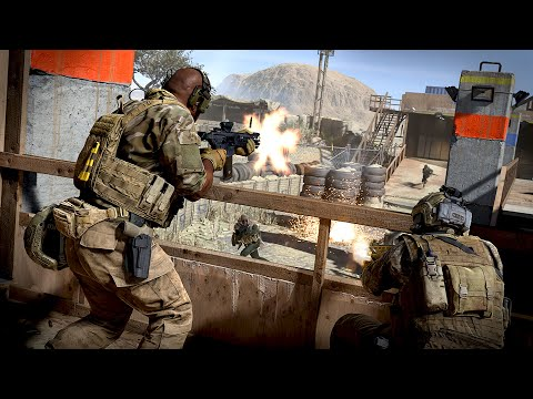 Call of Duty Modern Warfare Alpha Download Time: PS4 Preload