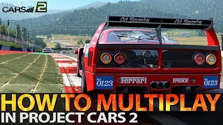 What if multiplayer always was this much fun in Project Cars 2?