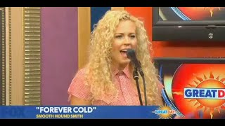 'Forever Cold' by Smooth Hound Smith (LIVE on KMPH Fox26)