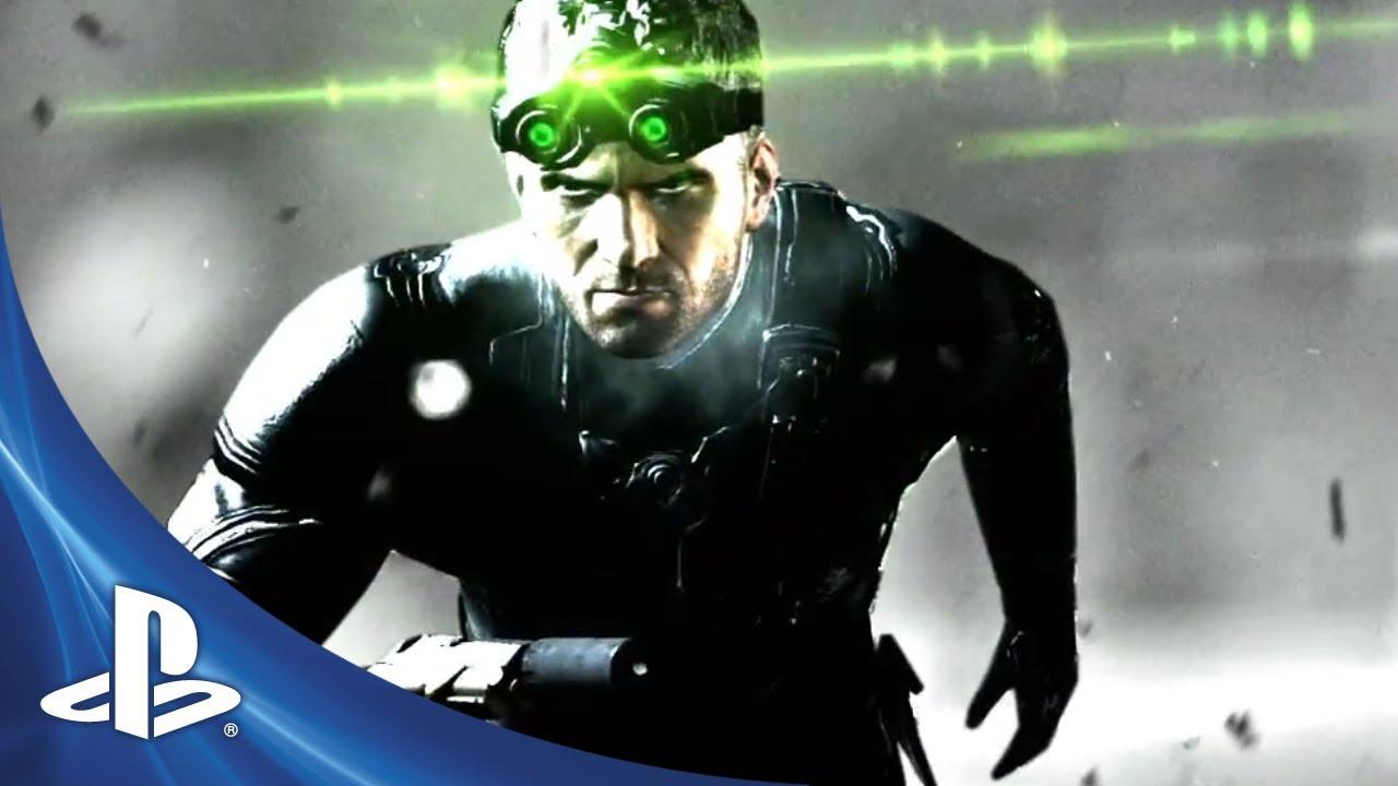 Splinter Cell Blacklist Trailer Emerges From the Shadows