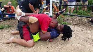 STREETBEEFS QUACK ATTACK VS TOY SOLDIER MMA
