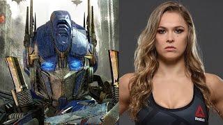 Nuevos detalles de Transformers 5 y Ronda Rousey en nueva película!
