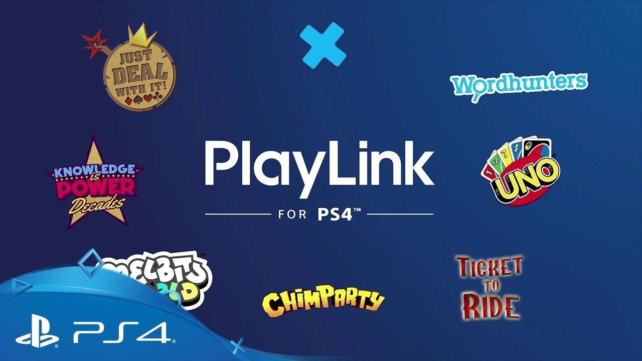 7 nuovi giochi in arrivo per PlayLink, inclusi UNO, Chimparty e altri