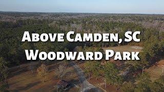 Above Camden, South Carolina - WOODWARD PARK - DJI Mavic Pro