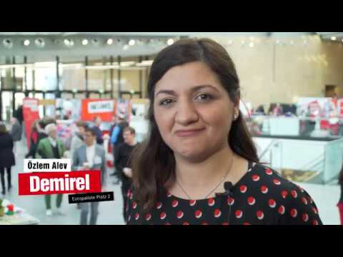 Özlem Alev Demirel - Spitzenkandidatin zur Europawahl 2019 stellt sich vor