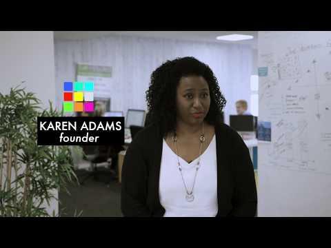 Swoop Founders Series - Karen Adams, The Prosperous Shop
