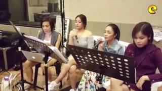 Birit Queens Prepare For Their First Group Concert At MOA