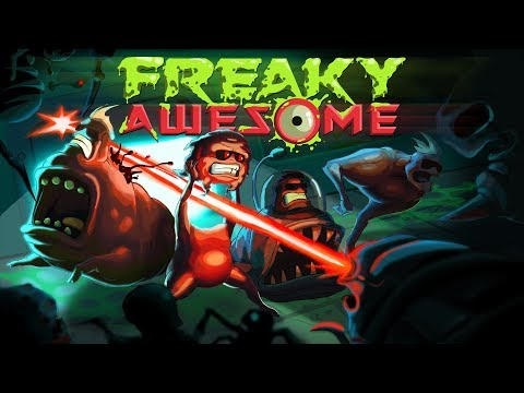 Freaky Awesome - Release trailer thumbnail