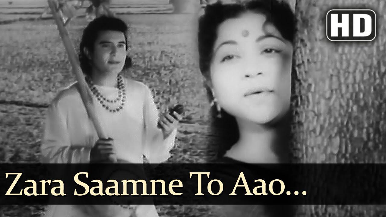 Zara Saamne To Aao Chhaliye Hindi lyrics
