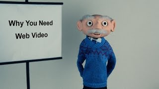 Why You Need Web Video