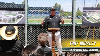 Troy Buckley talks about stadium project