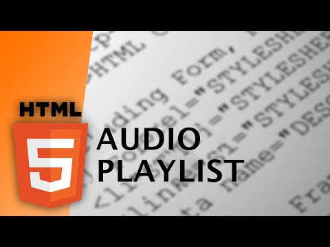 Download HTML - Audio Playlist HD Mp4 3GP Video and MP3