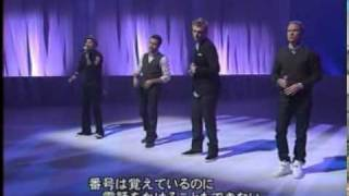 Inconsolable 11.03.2007 - Backstreet Boys Live Performance