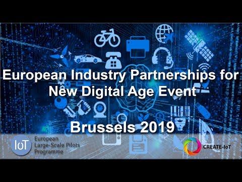 New Digital Age Collaborative Event
