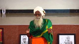 Mr. Nammalvar on Food security at TEDxIIMTrichy