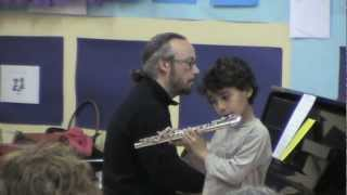 preview picture of video 'Audició Alumnes d'Instruments Aula El Pla del Penedès 7 febrer 2013'