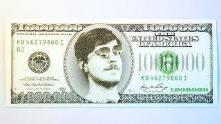 All MrBeast's $1,000,000 Videos
