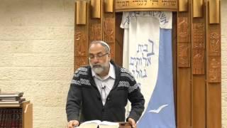 הרב דוד אסולין - שיעור כללי: על עשרה בטבת