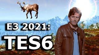 Elder Scrolls 6: E3 2021