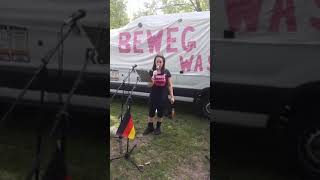 Live Demo 17.06 2008 bewegwas Deutschland in Mainz Teil 1
