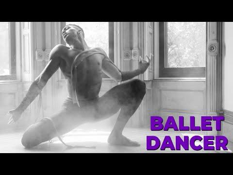 Ballet Dancer - Freestyle Photo shoot BTS