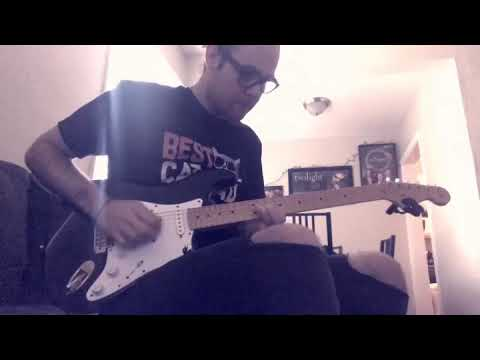 Guitar solo of the Planetshakers - O Come All Ye Faithful